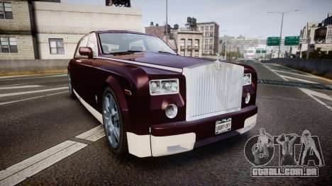 Rolls-Royce Phantom EWB v3.0 para GTA 4