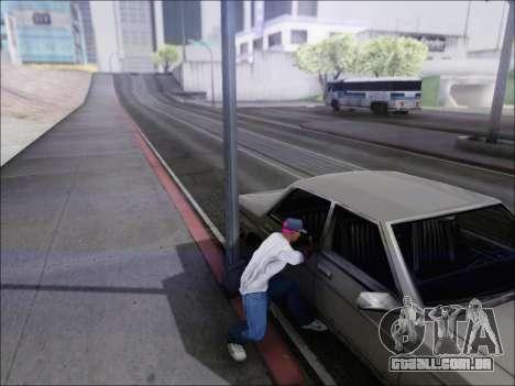 Máquina de corte para GTA San Andreas