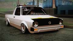 Volkswagen Caddy DRY Garage