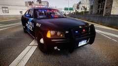Dodge Charger 2010 Police K9 [ELS] para GTA 4