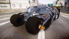 Batman tumbler [EPM] para GTA 4