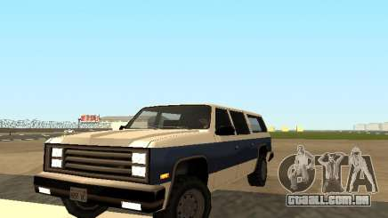 Rancher Four Door para GTA San Andreas