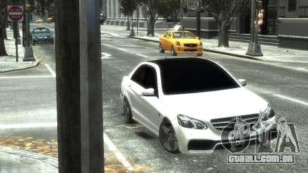 Mercedes-Benz E63 W212 AMG para GTA 4