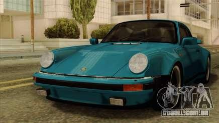 Porsche 911 Turbo 3.3L Coupe (930) 1981 para GTA San Andreas