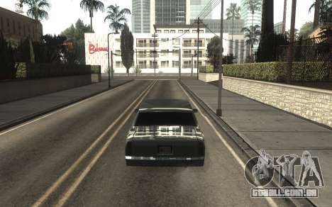 ColorMod и ENB Series para GTA San Andreas