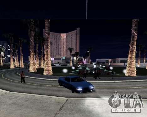 GtD ENBseries para GTA San Andreas terceira tela