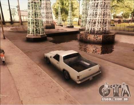ENB Gentile v2.0 para GTA San Andreas
