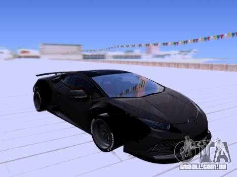 ENB Huston's Family v2.0 para GTA San Andreas segunda tela