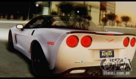 Humaiya ENB 0.248 para GTA San Andreas terceira tela