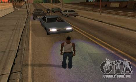 New Effects Paradise para GTA San Andreas oitavo tela
