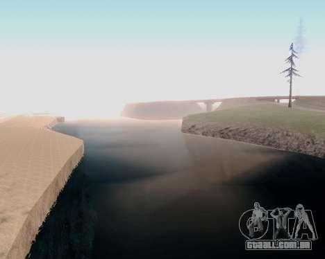 ENB Series for Low PC para GTA San Andreas segunda tela