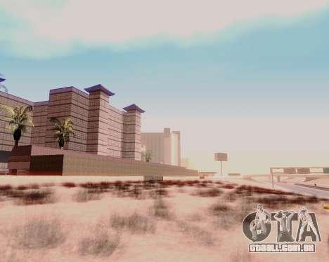 ENB Series for Low PC para GTA San Andreas