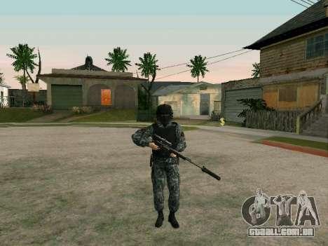 O policial para GTA San Andreas