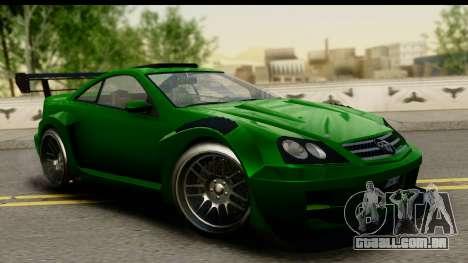 GTA 5 Benefactor Feltzer SA Mobile para GTA San Andreas