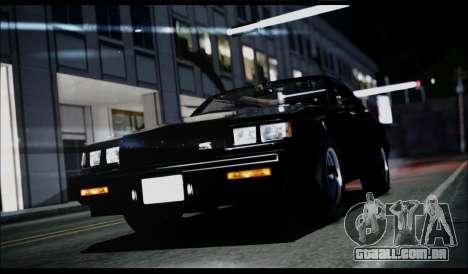 Grizzly Games ENB V2.0 para GTA San Andreas sexta tela