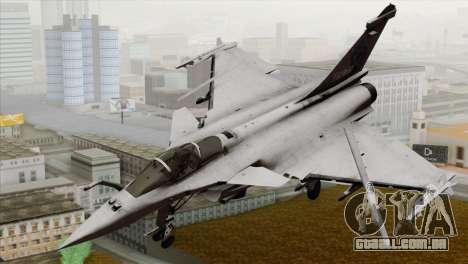 Dassault Rafale M Pisces para GTA San Andreas