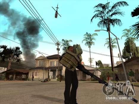 CABO de Battlefield 3 para GTA San Andreas