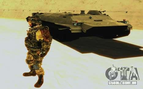 MTLB para GTA San Andreas