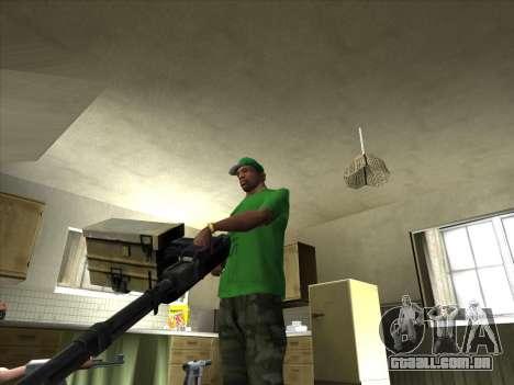 CABO de Battlefield 3 para GTA San Andreas terceira tela