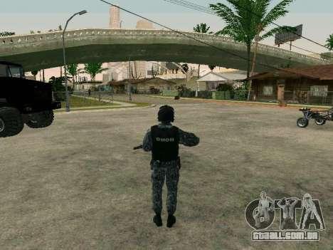 O policial para GTA San Andreas terceira tela