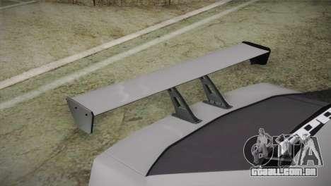 Citroen Xantia Tuning para GTA San Andreas vista direita