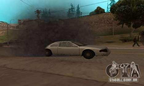 New Effects Paradise para GTA San Andreas terceira tela