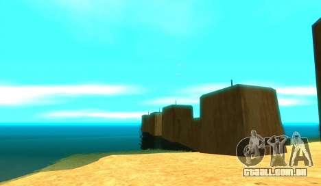 ENB para baixa de PC para GTA San Andreas