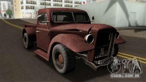 GTA 5 Bravado Rat-Loader IVF para GTA San Andreas
