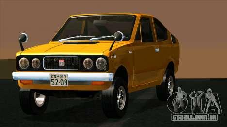 Mitsubishi Minica Skipper para GTA San Andreas