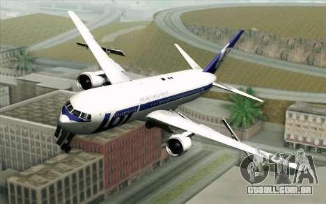 Boeing 767-300 PLL LOT para GTA San Andreas
