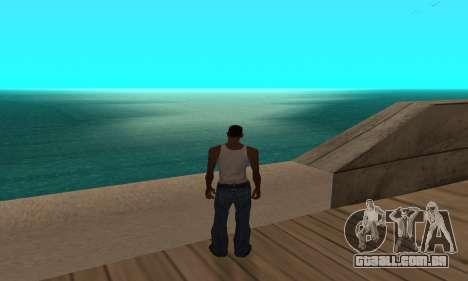 New Effects Paradise para GTA San Andreas décimo tela