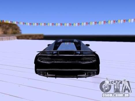 ENB Huston's Family v2.0 para GTA San Andreas terceira tela