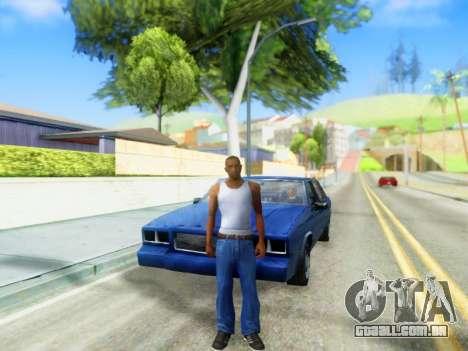 ENB Graphics Enhancement v2.0 para GTA San Andreas