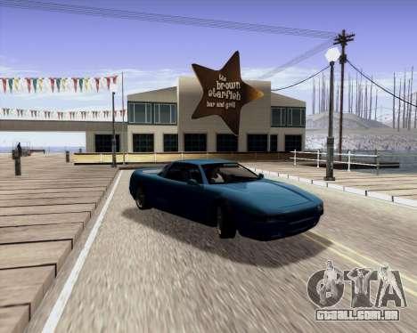 GtD ENBseries para GTA San Andreas