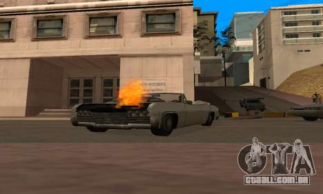 New Effects Paradise para GTA San Andreas sétima tela
