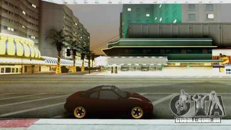 Toyota MR2 para GTA San Andreas esquerda vista