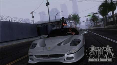 Rogue ENB Series v2 para GTA San Andreas segunda tela