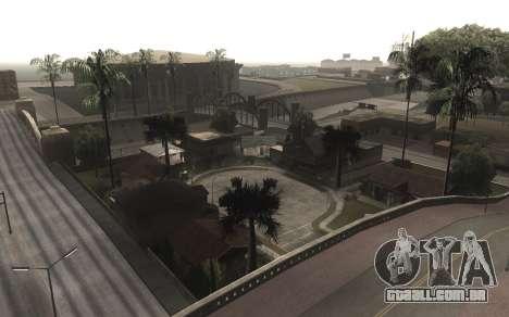 ColorMod и ENB Series para GTA San Andreas segunda tela