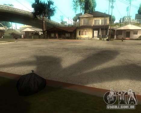 ENB Gentile v2.0 para GTA San Andreas sexta tela