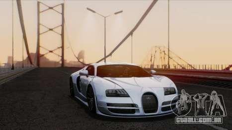 ENB W V2 para GTA San Andreas