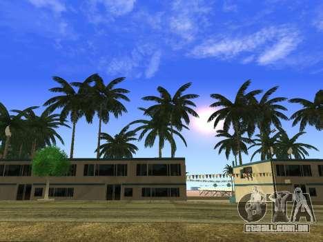 Beautiful Timecyc para GTA San Andreas segunda tela