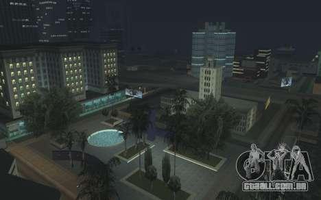 ColorMod и ENB Series para GTA San Andreas terceira tela