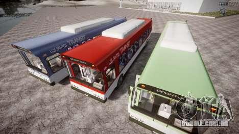 GTA 5 Bus v2 para GTA 4 motor