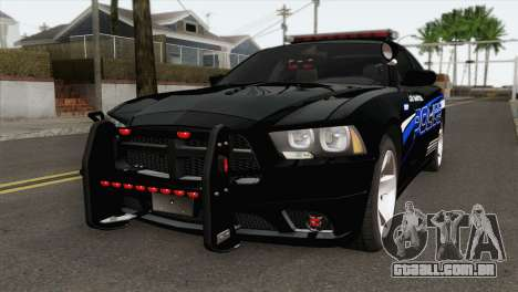 Dodge Charger 2013 LSPD para GTA San Andreas