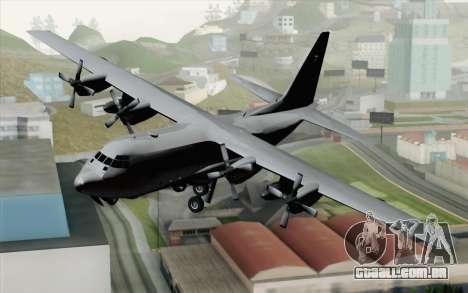C-130H Hercules Polish Air Force para GTA San Andreas