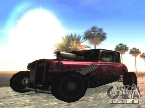 Atualizado Hotknife para GTA San Andreas
