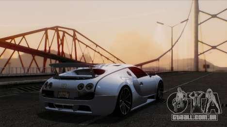 ENB W V2 para GTA San Andreas segunda tela