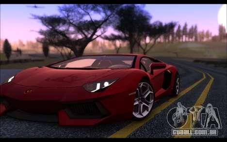 ENB Ximov V3.0 para GTA San Andreas segunda tela