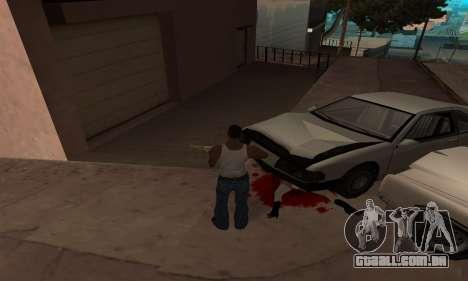 New Effects Paradise para GTA San Andreas quinto tela