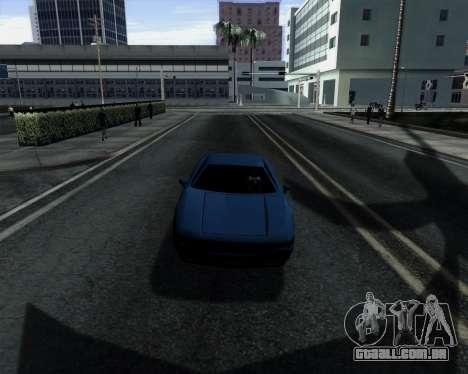 GtD ENBseries para GTA San Andreas quinto tela